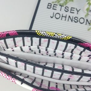 Betsey Johnson Bags - Betsey Johnson | Double Pouch Fruit Wristlet